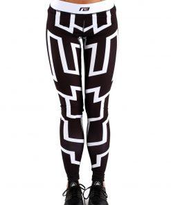 Sportlegging Stripe - Muscle Brand-3