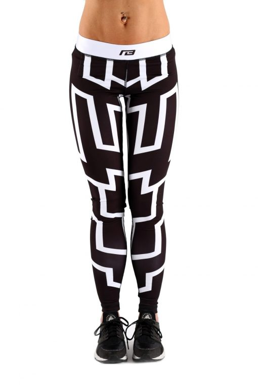 Sportlegging Stripe - Muscle Brand-3