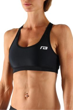 Sporttop Perform Zwart - Muscle Brand-1