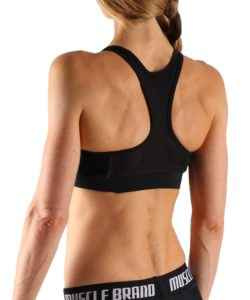 Sporttop Perform Zwart - Muscle Brand-2