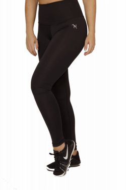 High Waist Sportlegging Rood – Mfit-1