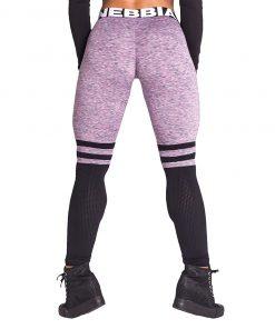 Fitness Leggings Sox lila Nebbia Leggings 286 achterkant