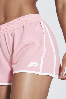 Fitness Short Roze - Pursue Fitness voorkant