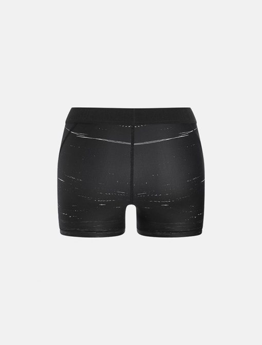 Fitness-Short-Zwart-Pursue-Fitness-Allure-Black-Ice-achterkant-los