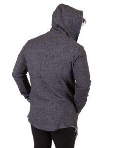 Fitness Vest Grijs Bolder – Gorilla Wear achterkant-2