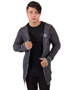 Fitness Vest Grijs Bolder - Gorilla Wear voorkant