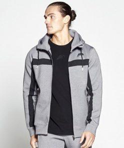 Fitness Vest Grijs Hybrid - Pursue Fitness voorkant
