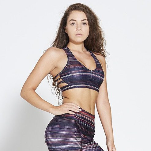 Sport BH Multi - Pursue Fitness Allure Multicolour voorkant