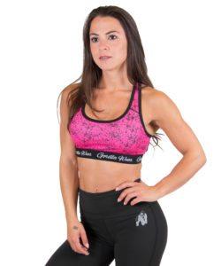 Sport BH Roze - Gorilla Wear Hanna Sports Bra 1