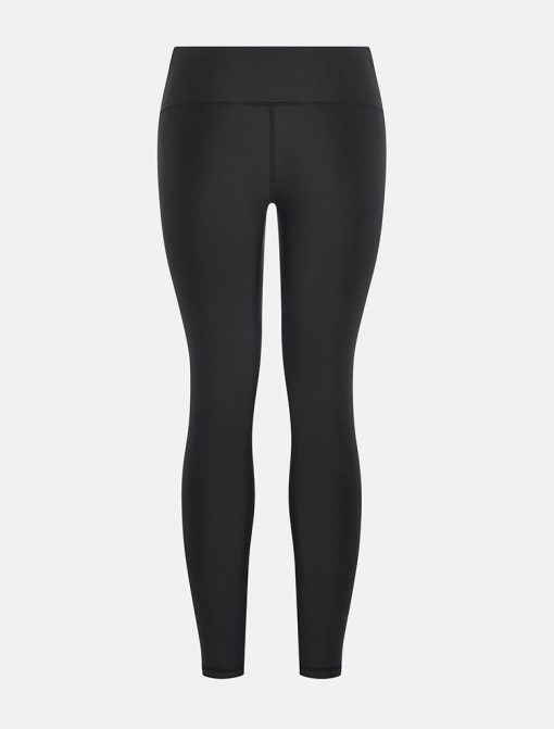 Sportlegging High Waist Zwart - Pursue Fitness Allure achterkant