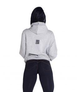Sportvest Grijs - Nebbia Loose Fit Jacket 289 2