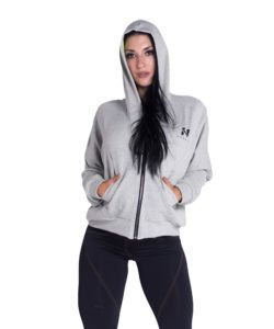 Sportvest Grijs – Nebbia Loose Fit Jacket 289 3