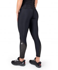 Compressie Legging Zwart Carlin - Gorilla Wear-3