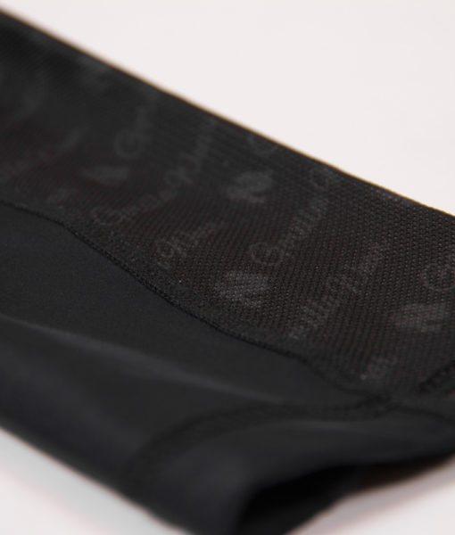 Compressie Legging Zwart Carlin - Gorilla Wear-5