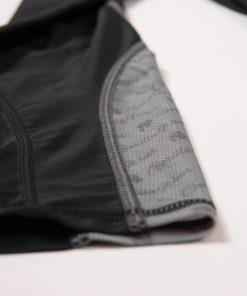 Compressie Legging Zwart Grijs Carlin - Gorilla Wear-5