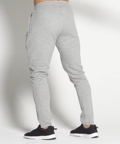 Fitness Broek Tapered Grijs - Pursue Fitness-2