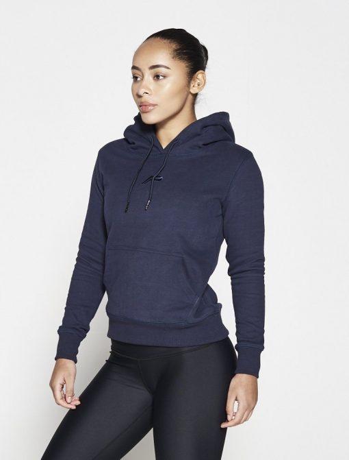 Fitness Hoodie Blauw - Pursue Fitness-1