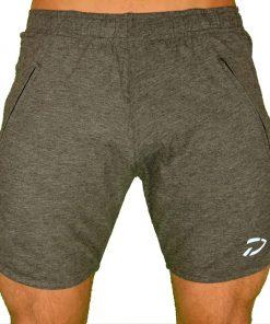 Fitness Shorts Original Zwart - Disciplined Apparel-3