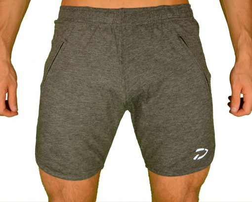 Fitness Shorts Original Zwart - Disciplined Apparel-3