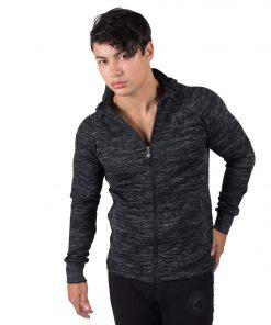 Fitness Vest Zwart Keno - Gorilla Wear-1