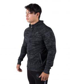 Fitness Vest Zwart Keno - Gorilla Wear-2