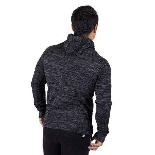 Fitness Vest Zwart Keno - Gorilla Wear-3