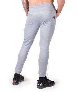 Joggingsbroek Blauw Zilver Bridgeport - Gorilla Wear-2