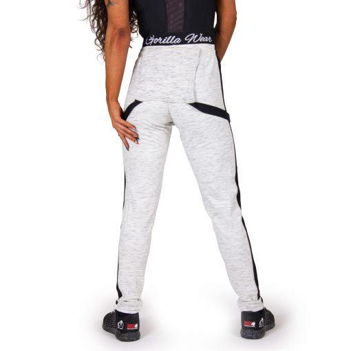 Joggingsbroek Dames Grijs Dolores Dungarees - Gorilla Wear-2