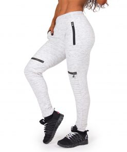 Joggingsbroek Dames Grijs Tampa - Gorilla Wear-1