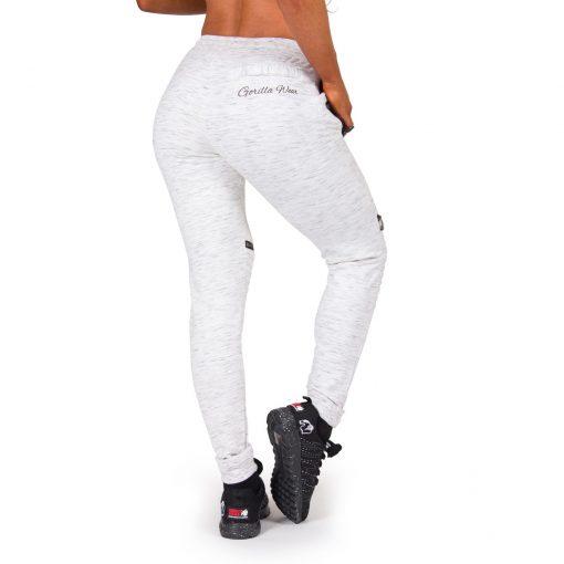 Joggingsbroek Dames Grijs Tampa - Gorilla Wear-2