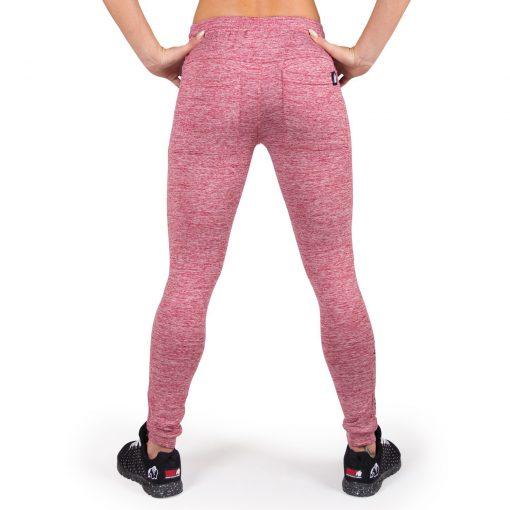 Joggingsbroek Dames Rood Shawnee - Gorilla Wear-2