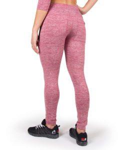 Joggingsbroek Dames Rood Shawnee - Gorilla Wear-3