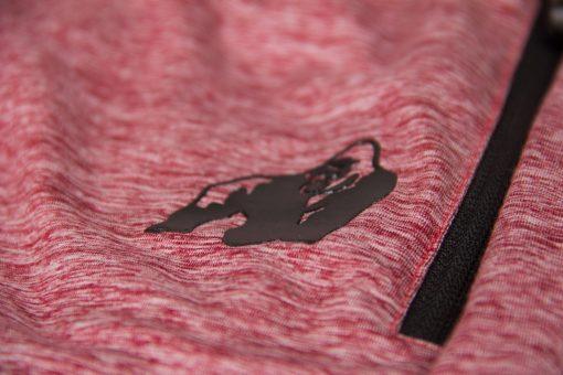 Joggingsbroek Dames Rood Shawnee - Gorilla Wear-5