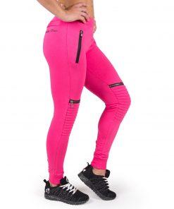 Joggingsbroek Dames Roze Tampa - Gorilla Wear-1