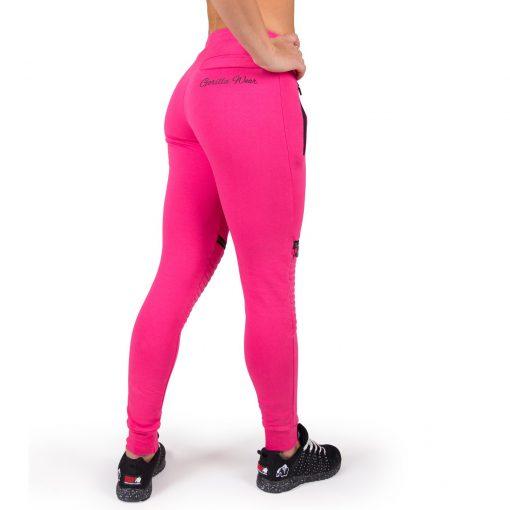 Joggingsbroek Dames Roze Tampa - Gorilla Wear-2