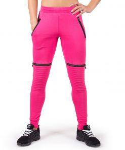 Joggingsbroek Dames Roze Tampa - Gorilla Wear-3