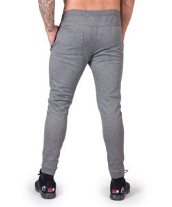 Joggingsbroek Zwart Bridgeport - Gorilla Wear-2