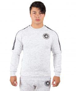 Sweatshirt Grijs Saint Thomas - Gorilla Wear-1
