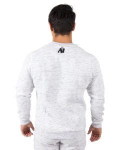 Sweatshirt Grijs Saint Thomas - Gorilla Wear-2