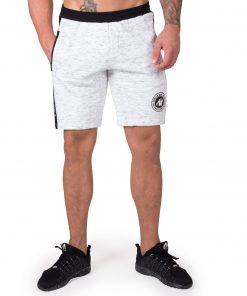 Sweatshorts Grijs Saint Thomas - Gorilla Wear-2