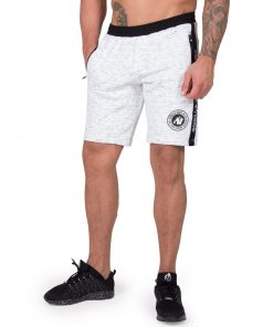 Sweatshorts Grijs Saint Thomas - Gorilla Wear-1