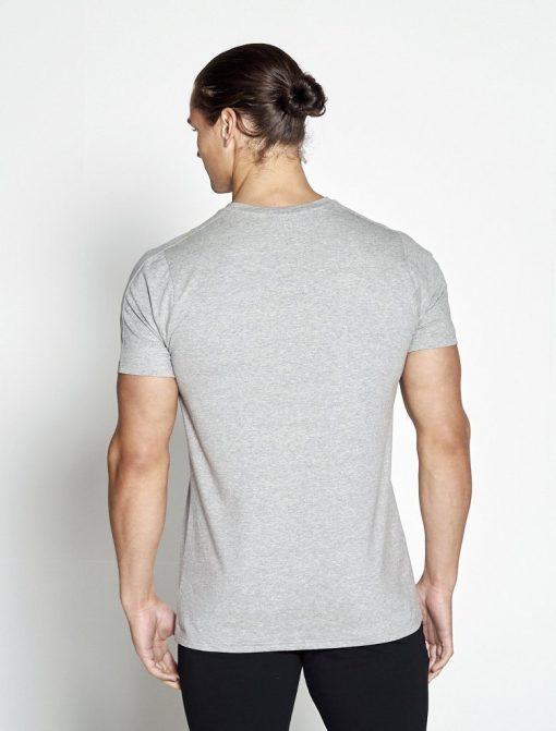 Fitness T-shirt Heren grijs - Pursue Fitness-2