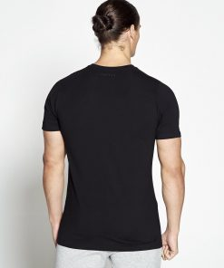 Fitness T-shirt Heren zwart - Pursue Fitness-2