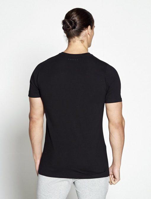 Fitness T-shirt Heren zwart - Pursue Fitness-2