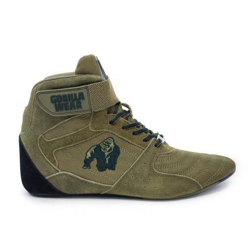 Gorilla Wear Schoenen Perry Groen-7