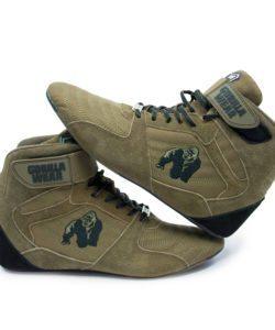 Gorilla Wear Schoenen Perry Groen-1