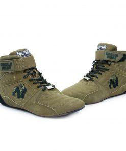 Gorilla Wear Schoenen Perry Groen-3