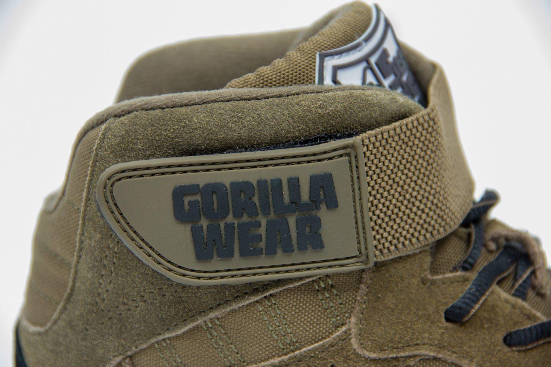 Gorilla Wear Schoenen Perry Groen-6
