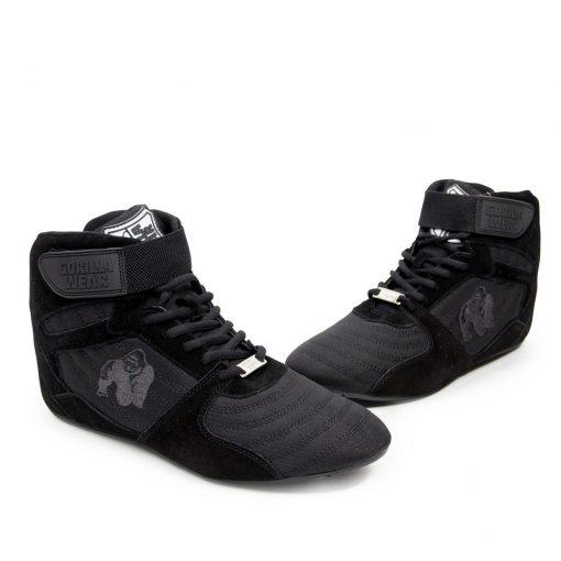 Gorilla Wear Schoenen Perry Zwart-1