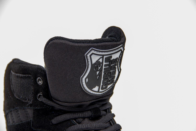 Gorilla Wear Schoenen Perry Zwart-3